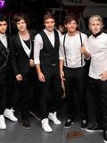 3. Harry, Liam, Niall, Zayn, Louis