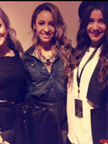 Eleanor, Danielle, and Perrie