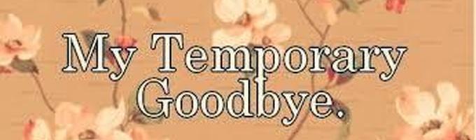 Temporary Goodbyes
