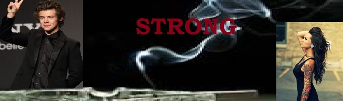 Strong (a harry styles punk fanfiction)