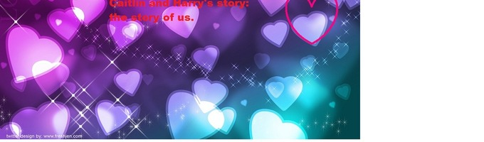 Caitlin and Harry's story:The story of us