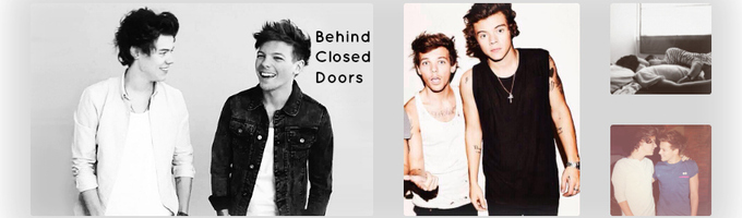 Behind Closed Doors {Larry Stylinson}