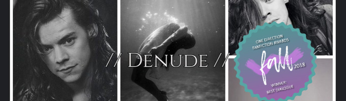 // Denude // ~Styles Triplets AU