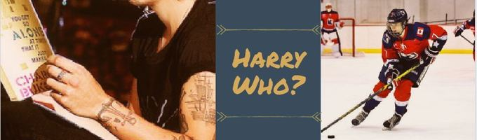 Harry Who?